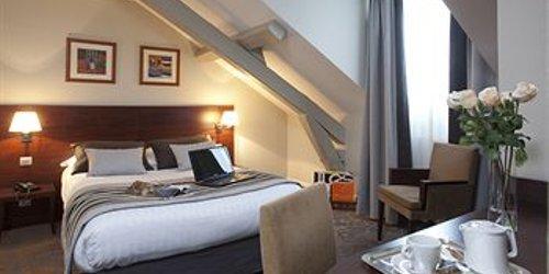 Забронировать Allobroges Hôtel