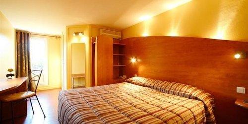 Забронировать Brit Hotel Avignon Sud