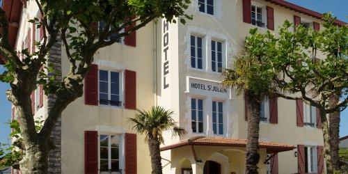 Забронировать Hotel Saint Julien