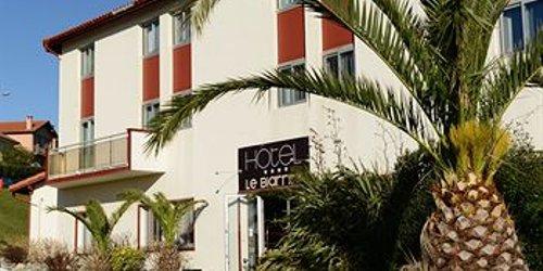 Забронировать Hôtel Le Biarritz