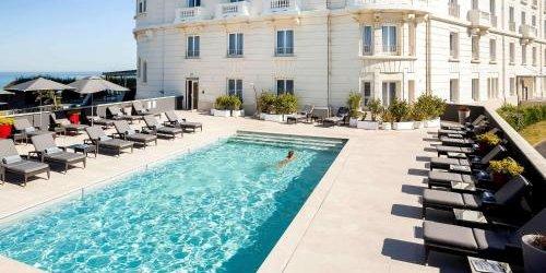 Забронировать Le Regina Biarritz Hôtel & Spa – MGallery Collection