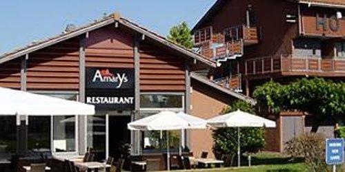 Забронировать Inter-Hotel Amarys Biarritz