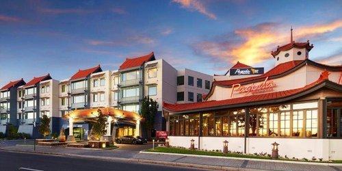 Забронировать Pagoda Resort & Spa