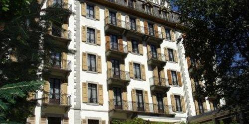 Забронировать Hôtel Richemond