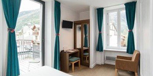 Забронировать Hotel Les Lanchers