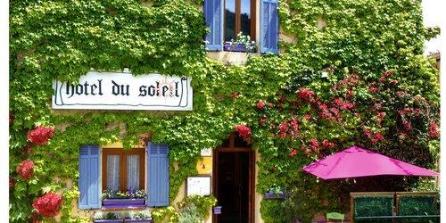Забронировать Hôtel Du Soleil