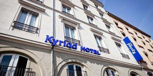 Забронировать Hôtel Central Lyon Perrache