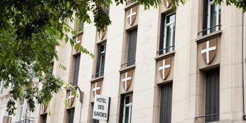 Забронировать Hotel des Savoies