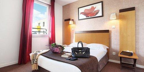 Забронировать Appart'Hotel Odalys Bioparc
