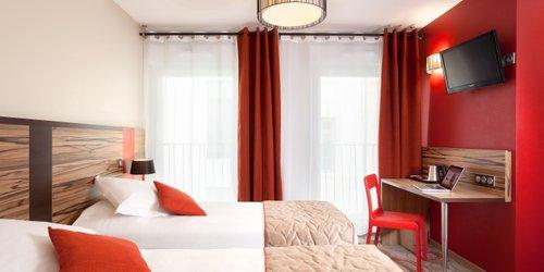 Забронировать Quality Suites Lyon Confluence