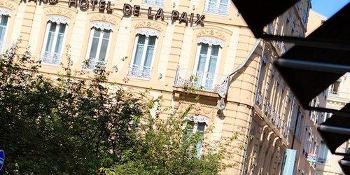 Забронировать Grand Hôtel de La Paix
