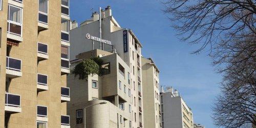 Забронировать Inter-Hotel Parc Des Expositions
