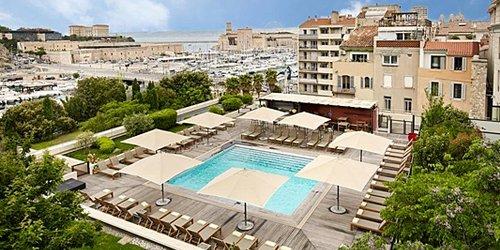 Забронировать Radisson Blu Hotel Marseille Vieux Port