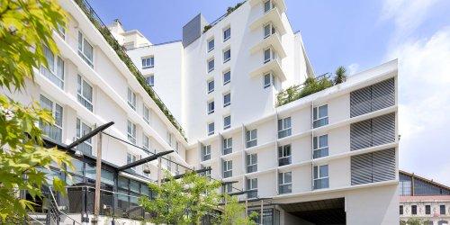 Забронировать Holiday Inn Express Marseille Saint Charles