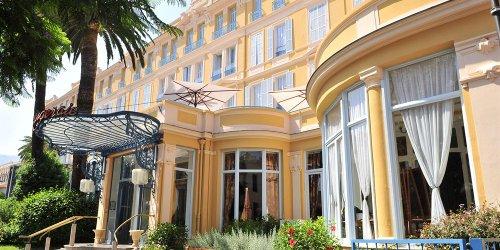 Забронировать Hôtel Club Vacanciel Menton