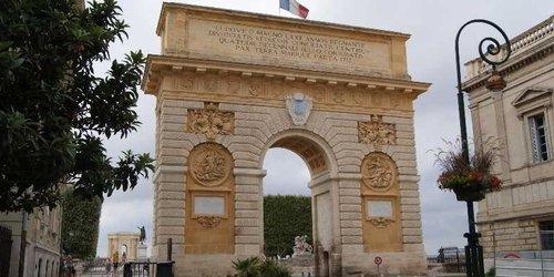 Забронировать Kyriad Hotel Montpellier Centre Antigone