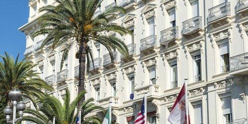 Забронировать Hôtel West End Promenade des Anglais