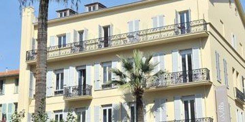 Забронировать Hotel La Villa Nice Promenade