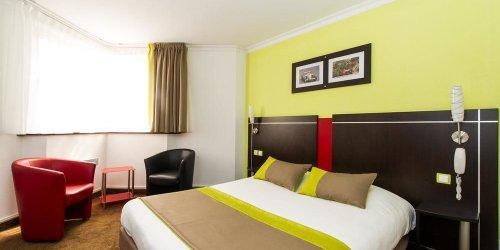Забронировать Campanile Reims Centre - Cathedrale