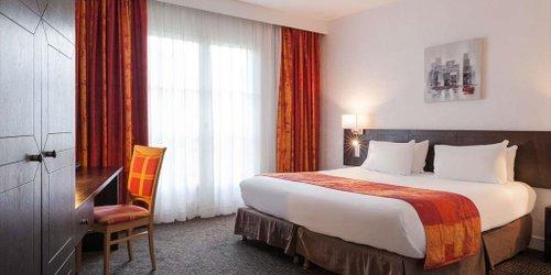 Забронировать Quality Hotel La Bertelière Rouen
