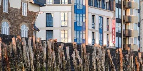Забронировать Mercure St Malo Front de Mer