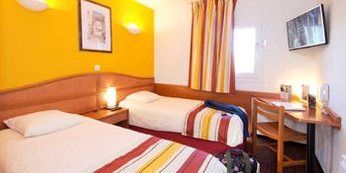 Забронировать Hotel Roi Soleil Strasbourg Mundolsheim