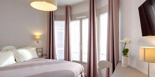 Забронировать Hotel Ours Blanc - Wilson