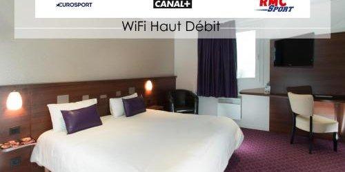 Забронировать Brit Hotel Tours Sud – Le Cheops
