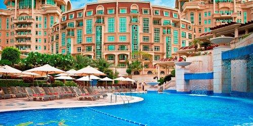 Забронировать Al Murooj Rotana – Dubai