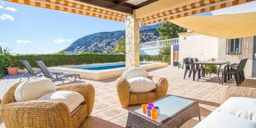 Забронировать Holiday Villa Gabriela Calpe