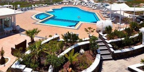 Забронировать Orizontes Hotel & Villas