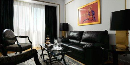 Забронировать Njv Athens Plaza Hotel
