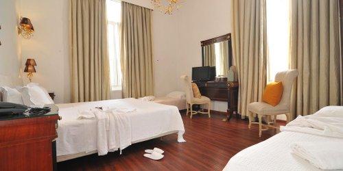 Забронировать Acropolis Museum Boutique Hotel