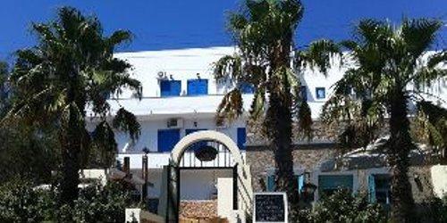 Забронировать Hotel Santorini