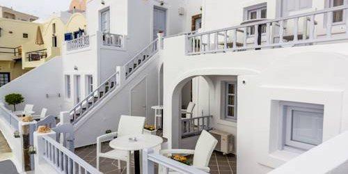 Забронировать Santorini View