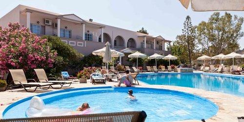 Забронировать Georgioupolis Beach Hotel
