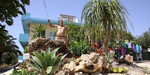 Забронировать Happy Days Beach Hotel & Bungalows