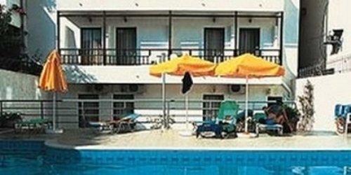 Забронировать Melpo Hotel