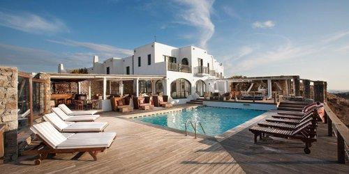 Забронировать Tharroe of Mykonos Boutique Hotel