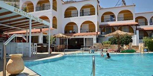 Забронировать Hotel Aretoysa