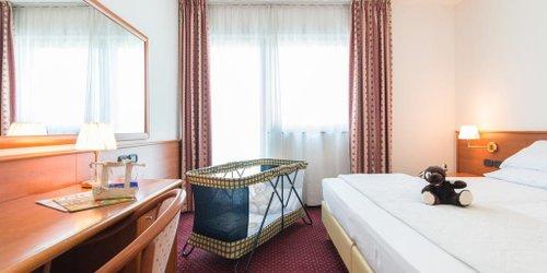 Забронировать Airport Hotel Bergamo