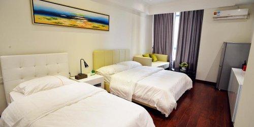 Забронировать FoShan Best Residence Hotel ( XingXing Hua Yuan Branch)