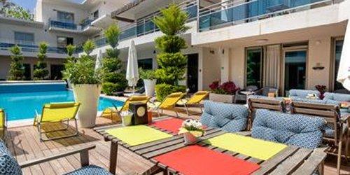 Забронировать Best Western Plus Cesme Hotel