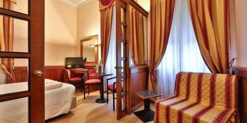 Забронировать Best Western Hotel Moderno Verdi