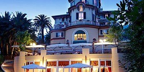 Забронировать Romantik Hotel Villa Pagoda