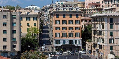 Забронировать Clarion Collection Hotel Astoria Genova