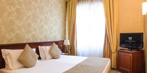 Забронировать Windsor Hotel Milano