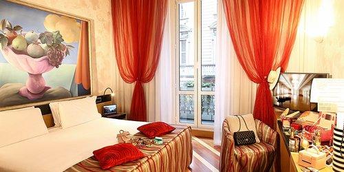 Забронировать Hotel Sanpi Milano
