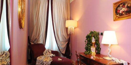Забронировать Grand Hotel & La Pace Spa