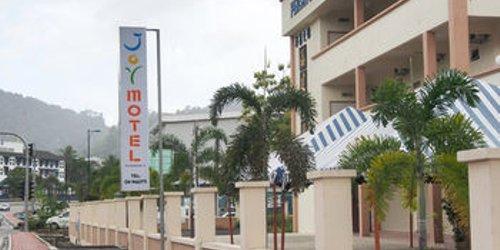 Забронировать Joy Motel
